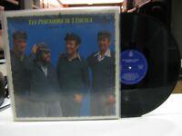Els Pescadors Von L' Spur LP Spanisch Katalanisch Cançons Avi 1979 Klappcover