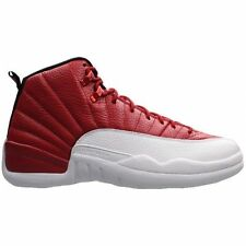 Men's Nike Air Jordan 12 Retro Nylon Neoprene Shoes -Size 17 -130690 600 <New>