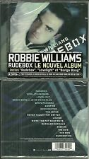 CD - ROBBIE WILLIAMS : RUDEBOX ( NEUF EMBALLE - NEW & SEALED )