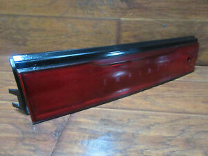 Infiniti J30: 1993, 1994, 1995, 1996, 1997, CENTER Tail Light Reflector Panel