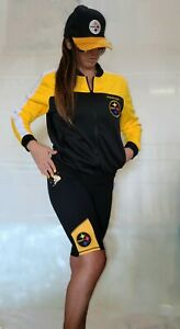 Pittsburgh Steelers Shorts 4 pockets