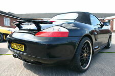 Porsche Boxster 986/987 Aero Rear Boot Spoiler/Trunk Wing 1996-2011 - Brand New!
