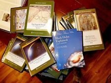 Great Minds of the Western Intellectual Tradition 1st ed Great Courses DVD books