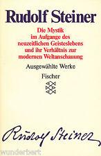 *y~ Die MYSTIK im AUFGANGE des neuzeitlichen ... - Rudolf STEINER  tb  (1985)