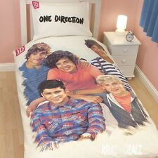 ONE Direction 1D Crush Singolo Copripiumino Set Letto prendermi CASA NUOVO REGALO