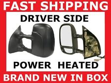 MIRROR 03-07 FORD PICKUP TRUCK Driver Side POWER HEATED