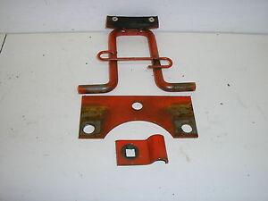 "Simplicity 1701765  Brake Rod Assy. w/Pad  LH  42"" 48""   Deck  5200 6500 Tractor"