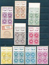 Ost-Sachsen Postmeistertrennung G mit 46Gb I  Geprüft BPP Ströh KW = ca 2000,-M€
