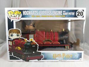 Harry Potter Funko Pop - Hogwarts Express Engine with Harry Potter - No. 20