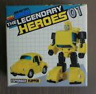 NEW AGE FLIPPER -- Legends Scale Bumblebee -- Transformers -- US SELLER!