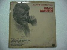 DEAN MARTIN ALL TIME HITS CAPITOL STEREO RARE LP RECORD INDIA INDIAN press VG+