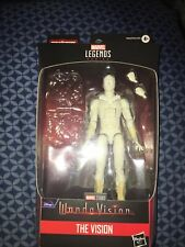 "Marvel Legends Wandavision THE VISION 6"" action Figure No BAF Falcon Avengers"