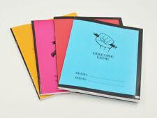 Libros de niños de la escuela 4x ejercicio escrito Forrado página de papel de oficina en el hogar