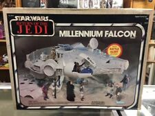 Star Wars Vintage Millennium Falcon Kenner New Sealed Return of the Jedi 1983