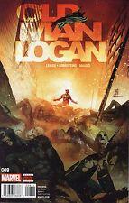 Old Man Logan #8 (NM) `16 Lemire/ Sorrentino (Cover A)