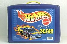 Mattel Hot Wheels Diecast 48 Car Storage Case. For 1:64 Scale. Includes Trays.