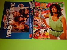 BRAVO NR. 23 von 1983 - COVER NENA - STARSCHNITT NENA Teil 14 + 15