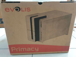 Evolis Primacy Simplex PM1H0000RS  Expert Printer Fire Red, USB & Ethernet