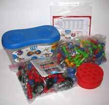 ZOOB ZOOBS Building Toy Bundled Lot 3 Sets