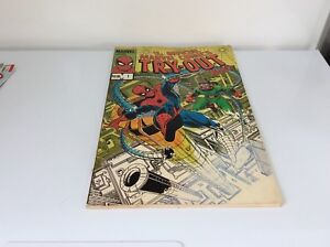 THE OFFICIAL MARVEL COMICS TRYOUT BOOK.NO 1 1983.PRINTING ERROR JIM SHOOTER