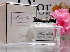 """Dh9# Dior Miss Dior Blooming Bouquet Eau De Toilette mini Perfume BOX NIB """"POST"""