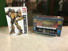 2018 Hasbro Transformers Studio Series 20 Bumblebee Vol. 2 Retro Rock Garage NIB