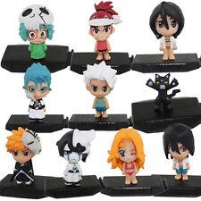 10x Bleach Ichigo Stand Kon Gashapon Figure Set