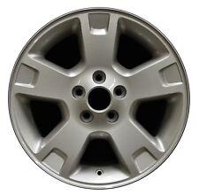"17"" Ford Explorer 2002 2003 2004 2005 Factory OEM Rim Wheel 3528 Satin Nickle"
