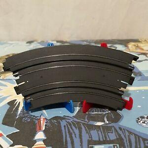 "Aurora AFX Tomy 9"" R Curve 1/8 Circle 229MM Genuine Slot Car Track Piece 503350"