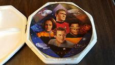 Star Trek Engineer's Tribute 30th Anniversary Collector Plate