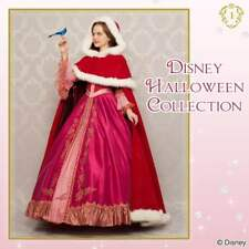 Secret Honey Disney Costume Beauty and the Beast Bell Dress Cape From JAPAN F/S