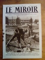 Le miroir - Guerre 14 18 - N°240 1918 AMERICAIN CAMP ESCRIME BAIONNETTE