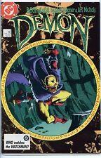 Demon 1987 series # 2 very fine comic book