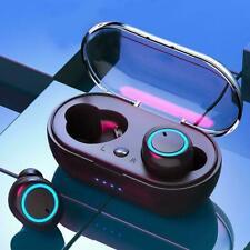 Doppelte drahtlose Bluetooth-Ohrhörer für iPhone IOS Android
