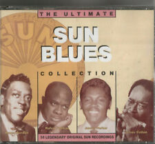 V/A, THE ULTIMATE SUN BLUES COLLECTION, SEALED 56 TRACK 2 x CD ALBUM FROM 1991
