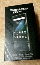 Verizon BlackBerry KEY2 LE - 64GB - Champagne/Gold Unlocked BBE100-5 (Dual SIM)
