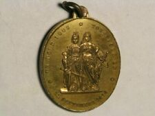 SWITZERLAND MEDAL 1869  55 Years Geneva Joins Union 32mm x 40mm Bronze 16.8 gram