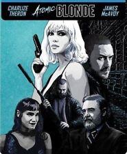 Atomic Blonde (Best Buy Exclusive SteelBook / Blu-ray + Digital HD) NEW SEALED