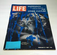 Life Magazine: Feb 17 1967 Ed Sanders,Leader Of NY's Other Culture