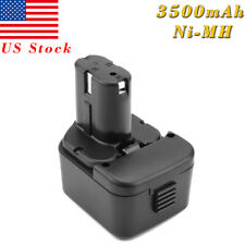 3500mAh 12V Ni-MH Battery for Hitachi EB1214S EB1212S EB1214L Eb1220bl Eb1220hl