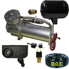1 Gallon Air Tank compressor air suspension in cab control for your air bags xzx