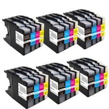 24 INK NON-OEM LC-71 LC-75 CARTRIDGE BROTHER MFC-J435W MFC-J5910DW MFC-J835DW