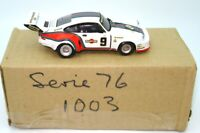 1:43 GRAND PRIX MODELS MARTINI PORSCHE 935 TURBO 1976 WHITE METAL -MINT BOXED L2