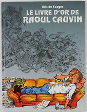 BD prix réduit  Le livre d'or de Raoul Cauvin Arboris