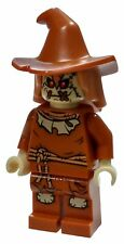 Lego DC Scarecrow Minifigure [Dark Orange Floppy Hat Loose]