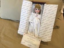 Danbury Mint - Brides Of America Series - Julia A Victorian Bride