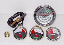 John Deere Tractor Tachometer Temperature Fuel Amp Gauge Set 1010 2010 A