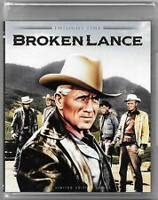 Broken Lance Blu Ray New(Twilight Time) All Regions Free Reg Post