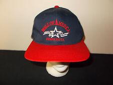VTG-1990s Mall of America Mega Mall Bloomington Minnesota snapback hat sku7