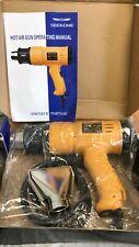-SEEKONE Heat Gun 1800W Heavy Duty Hot Air Gun Kit Variable Temperature Control
